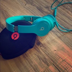 Other - Beats by Dr. Dre with wire